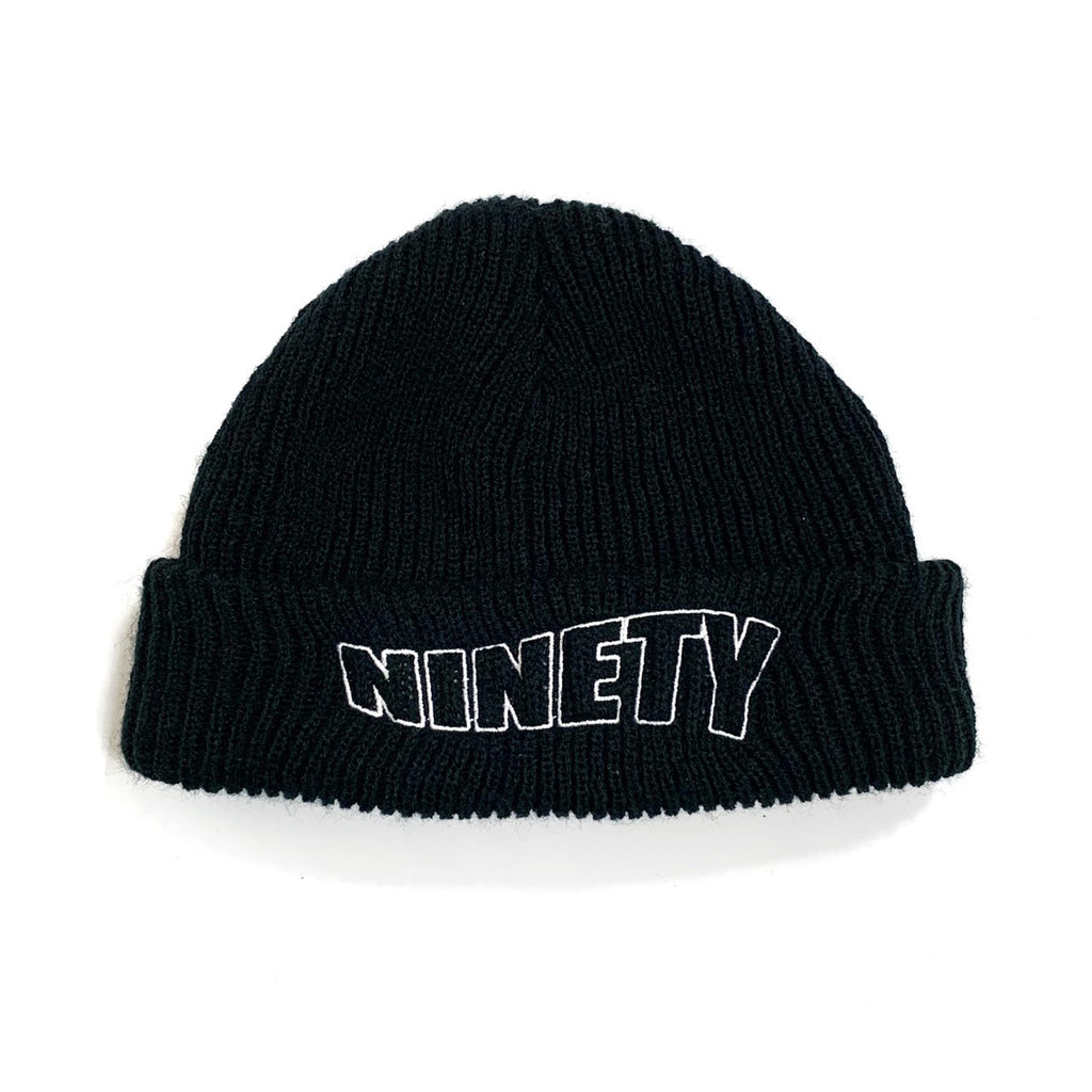 NINETY knit cap【original】