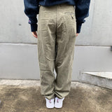 Tommy green pants 【used】