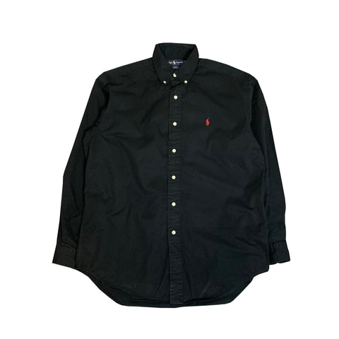 Ralph Lauren black shirt【used】