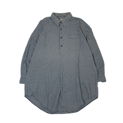 Pullover Check Shirt【used】