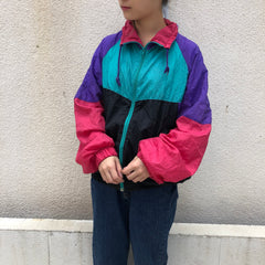 Vintage colorful nylon【used】