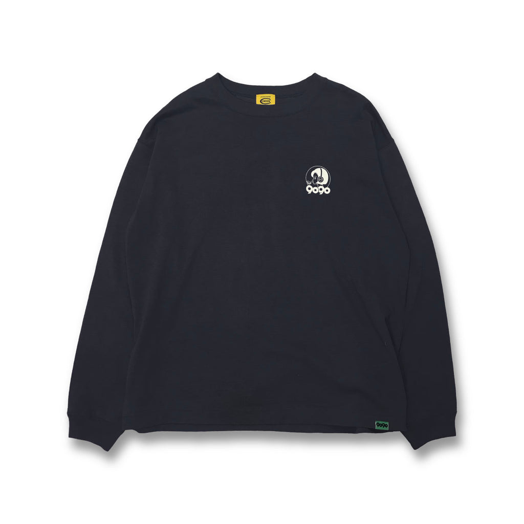 [1/31(日)21:00-]COWDEN × 9090 × FREAK'S STORE kids of 90s Long Tee (グレー)【original】