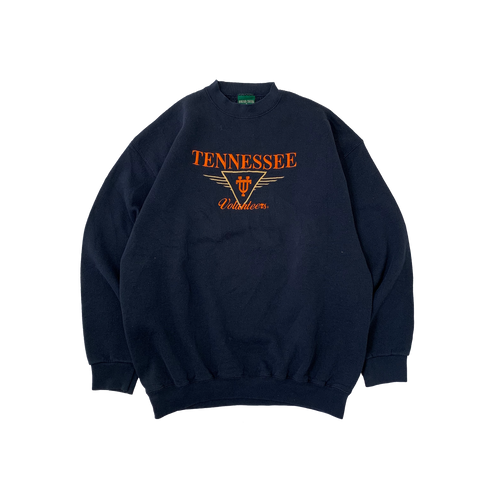 TENNESSEE Navy Sweat【used】