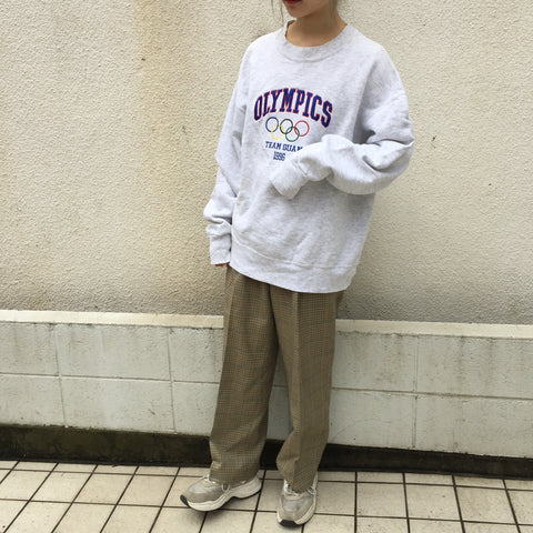 Olympic White sweat【used】