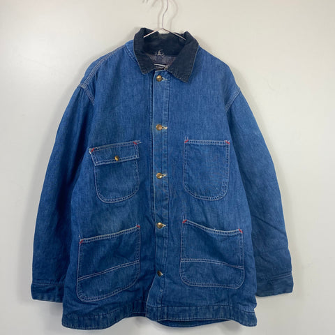 Sears denim over jacket【used】