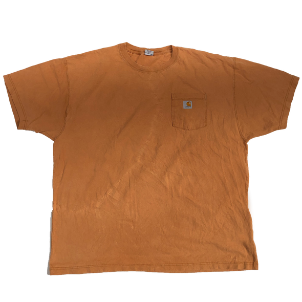 Carhartt brown T【used】