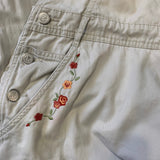 Tweety ivory overall【used】