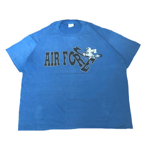 Air Force blue T【used】