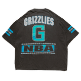 NBA brown T【used】