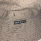 Mont bell bucket hat【used】