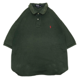Ralph green polo【used】