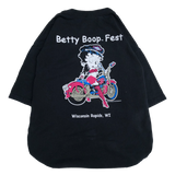 Betty Boop black T【used】