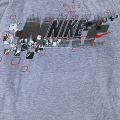 NIKE gray T【used】