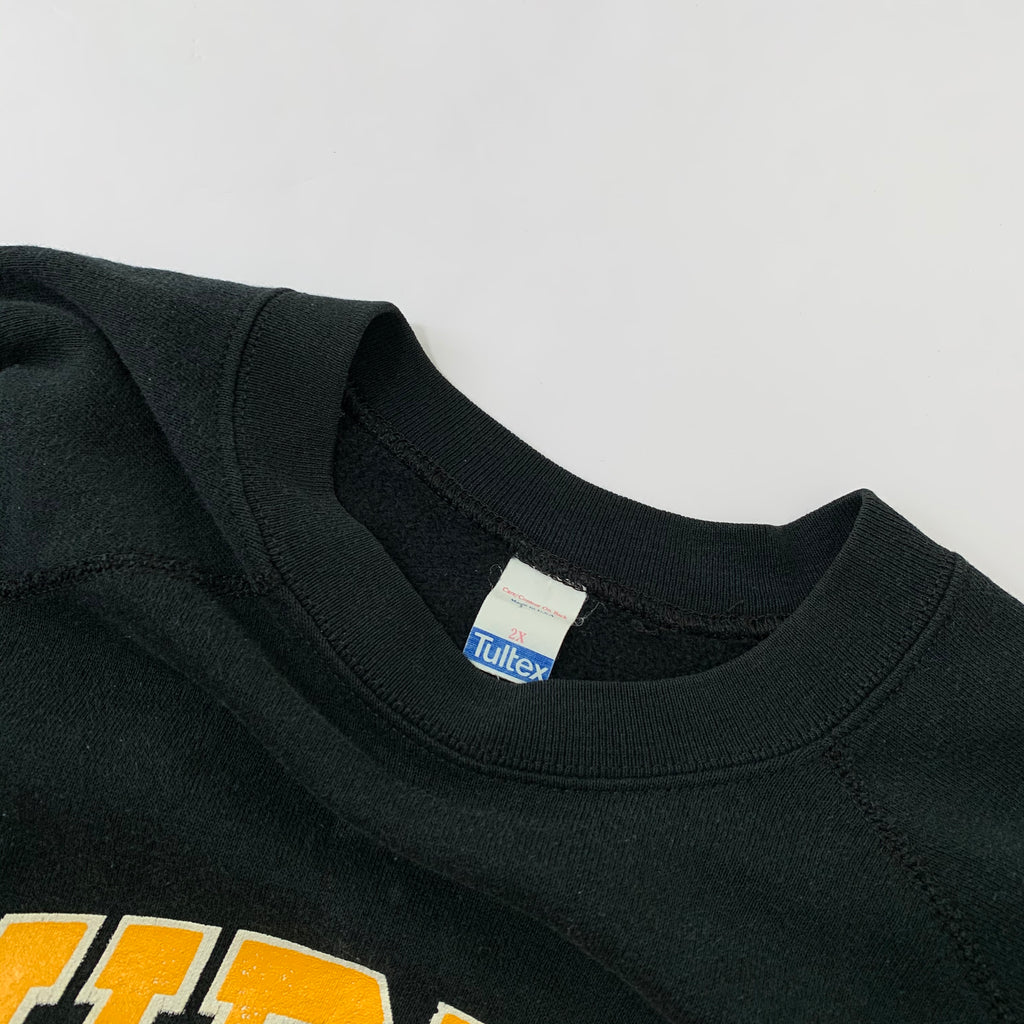 PURDUE Black Sweat【used】