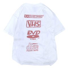 DVD white T【used】