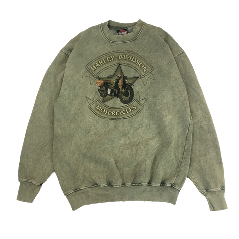 Harley dull sweat【used】
