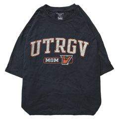 UTRGV navy T【used】