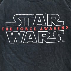 Star Wars navy T【used】