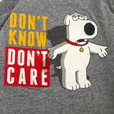 Family guy gray T【used】