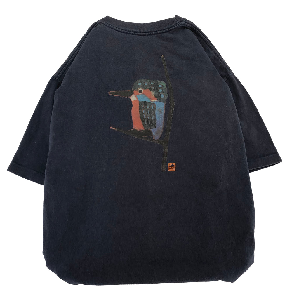 Mont-bell navy T【used】
