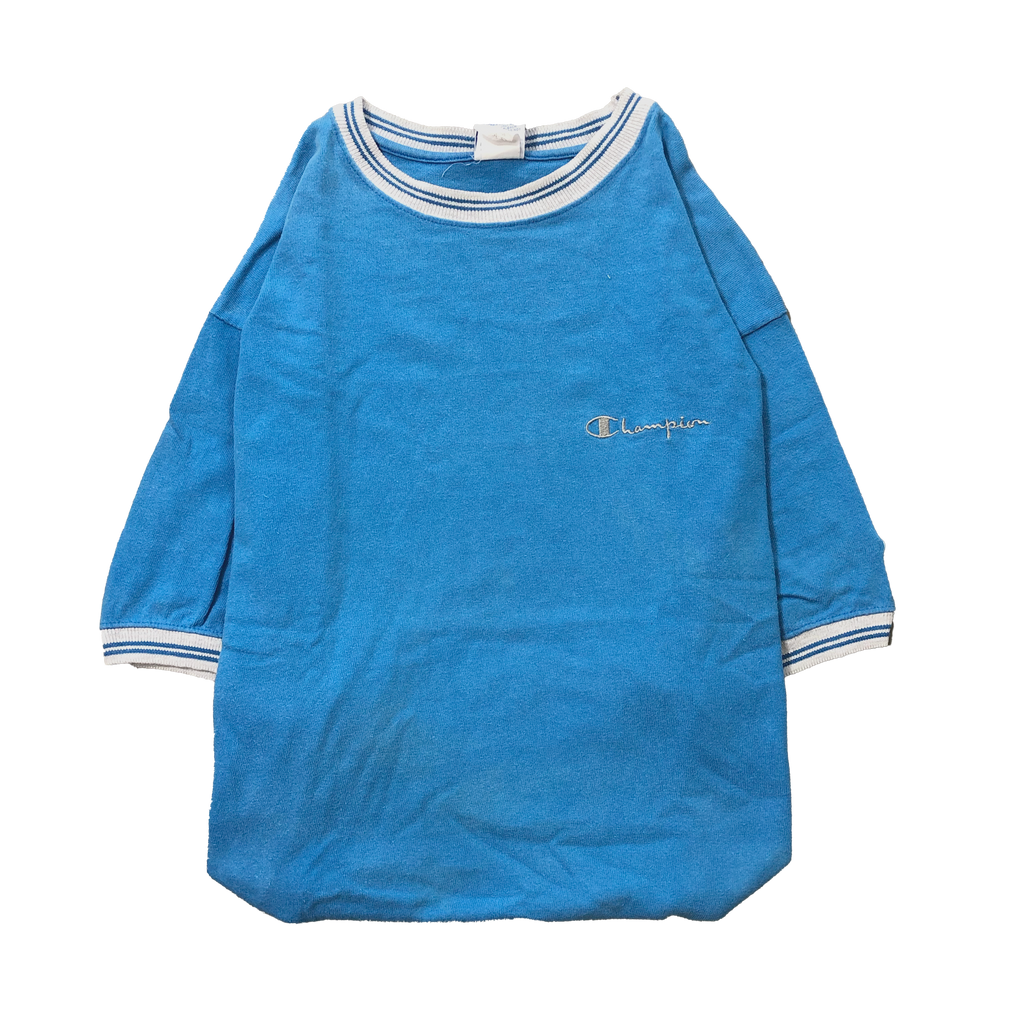 Champion blue T【used】
