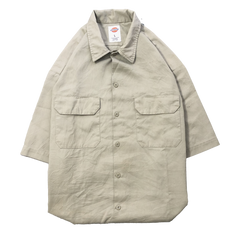 Dickies beige work shirts【used】