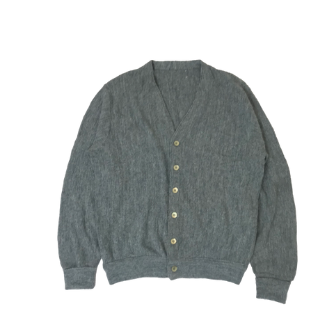 Gray Cardigan【used】