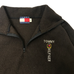 Tommy Hilfiger Brown Fleece