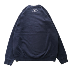 Edge Wood navy sweat【used】