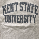 Kent state gray sweat【used】