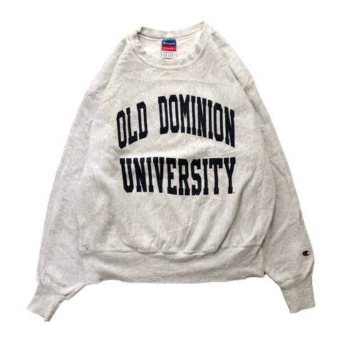 Champion Old Dominion sweat【used】