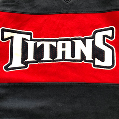 TITANS red sweat【used】