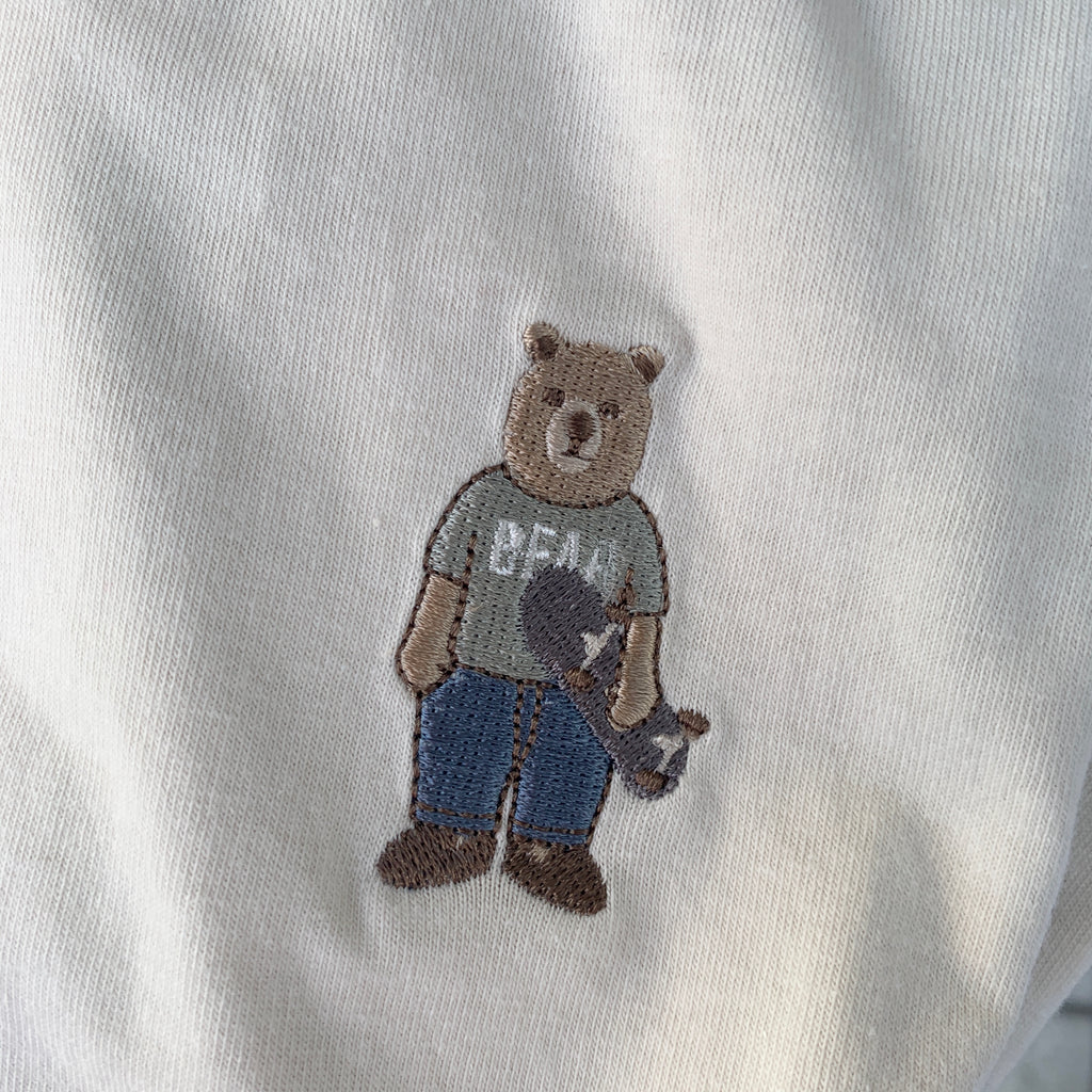Bear onepoint T【trend】