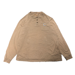 Carhartt beige long polo【used】