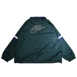 NIKE green nylon jacket 【used】