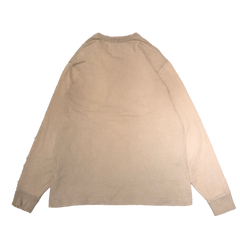 Carhartt beige long T 【used】