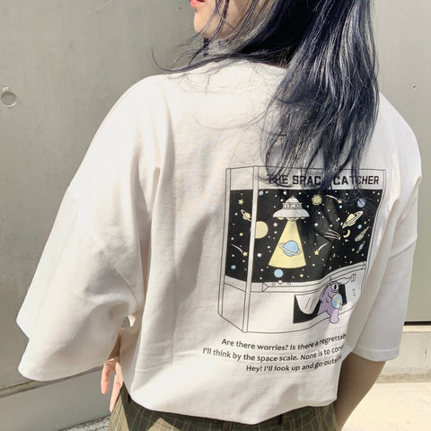 The space catcher T【trend】