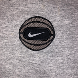 NIKE gray T 【used】