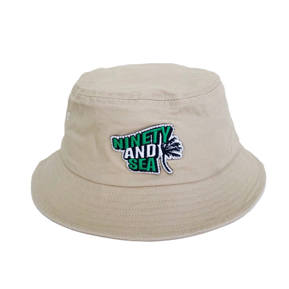 [3/9(火)21:00-]9090 × WIND AND SEA bucket hat(ストーン)【original】