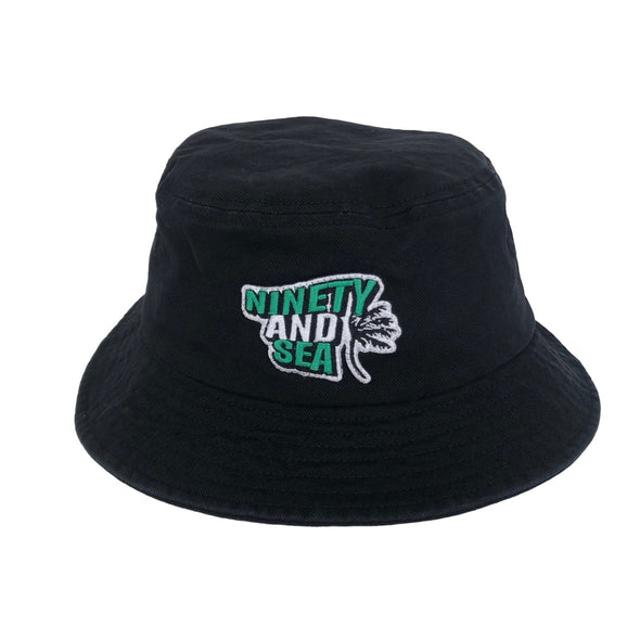 [3/9(火)21:00-]9090 × WIND AND SEA bucket hat(ブラック)【original】