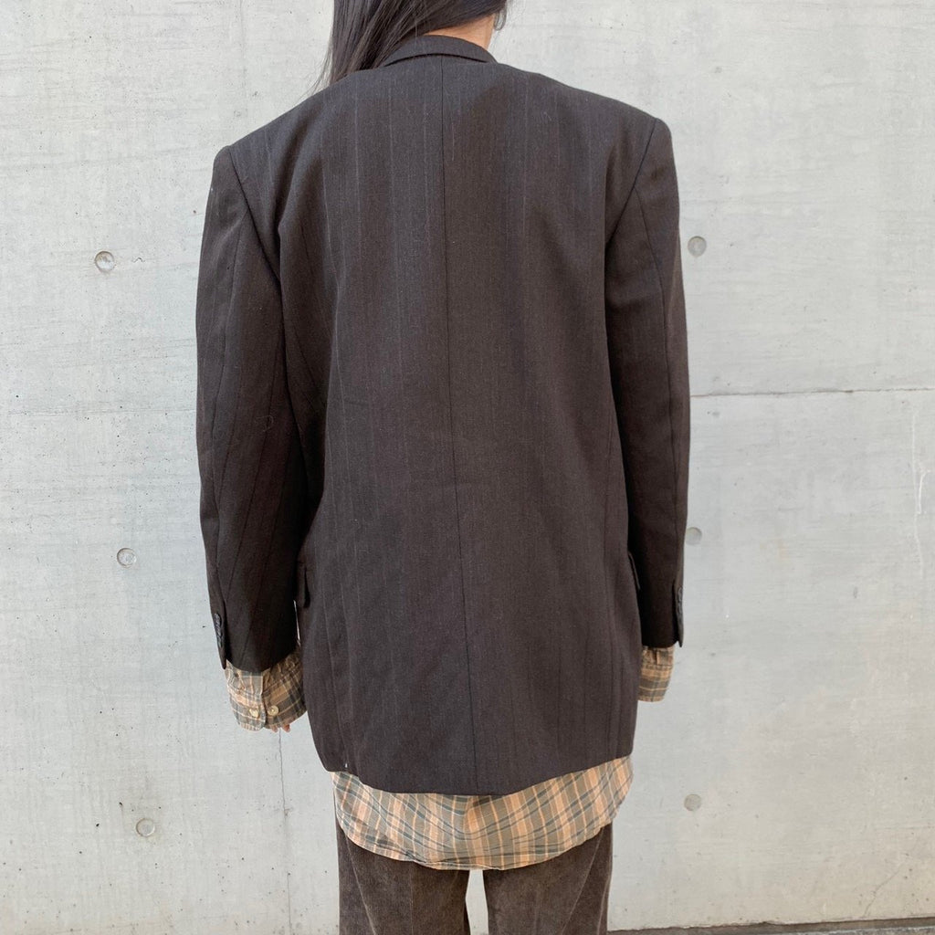 RYDE brown jacket【used】
