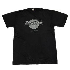 HardRock black T【used】