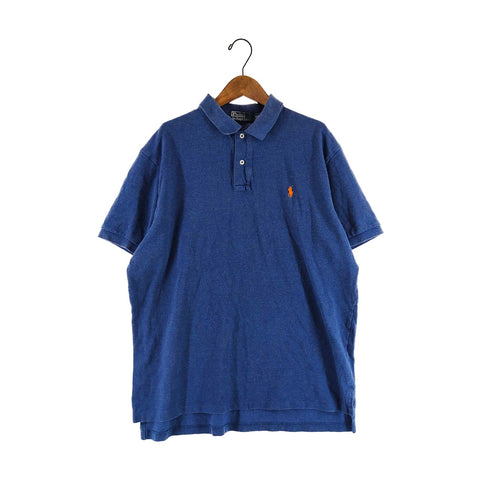 Ralph blue polo【used】