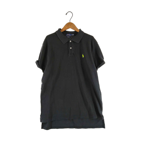 Ralph charcoal polo【used】