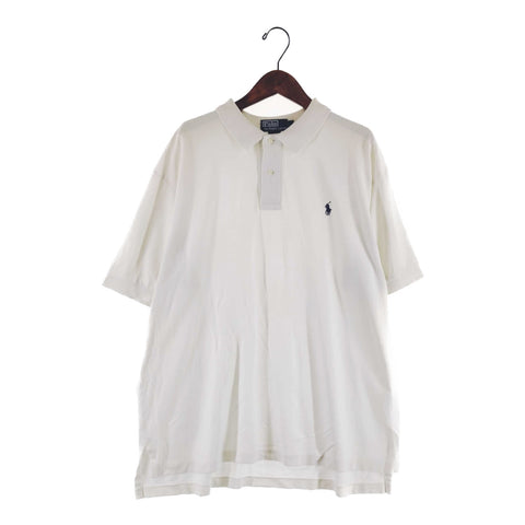 Ralph white polo【used】