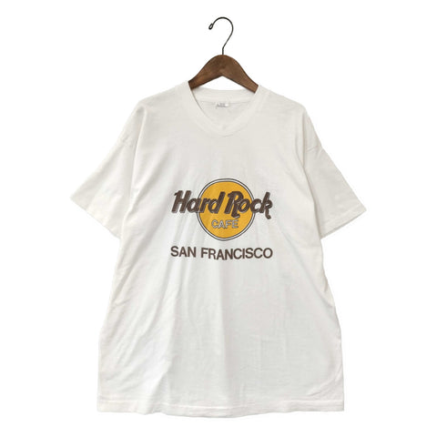 Hard rock T(San Francisco)【used】