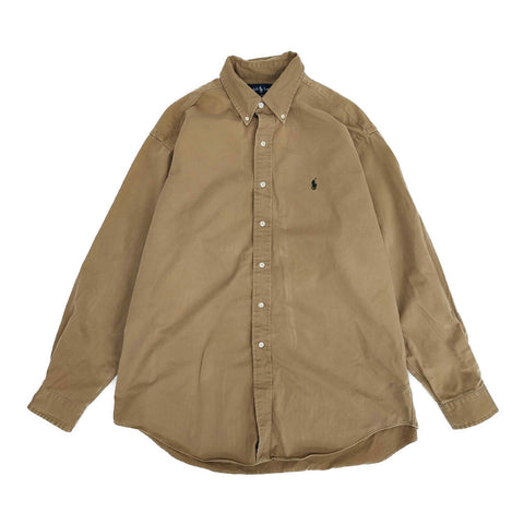 Ralph Lauren brown shirt【used】