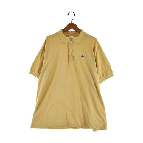 Lacoste beige polo【used】