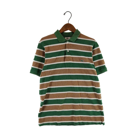 Lacoste border polo【used】