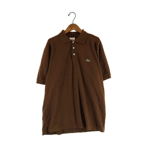 Lacoste brown polo【used】